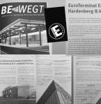 Euroterminal ETECH op het GVZ Europark verbindt Europa met…