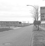 Europark-Allee afgesloten vanaf 03.02. t/m 21.02.2020