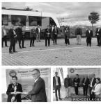 Minister Honé heeft bezoek gebracht aan het GVZ Europark