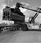 Duurzaam goederenvervoer per spoor