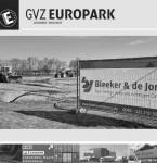Nieuwbouwactiviteiten in GVZ Europark