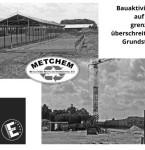 Bauaktivitäten auf grenzüberschreitenden Grundstück…